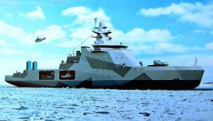 Содействие реализации инвестиционных проектов по строительству специализированных судов и береговой инфраструктуры для коммерческой линии круглогодичной навигации по Северному морскому пути