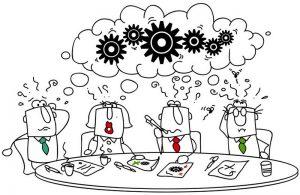 Создание и подготовка команд для профессионального поиска нестандартных инженерно-технических и организационных решений