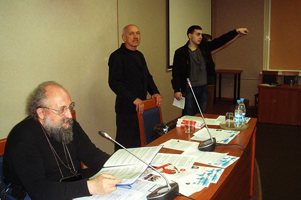 Наши консультанты, Знатоки и интеллектуалы Нурали Нурисламович ЛАТЫПОВ и Анатолий Александрович ВАССЕРМАН - 1