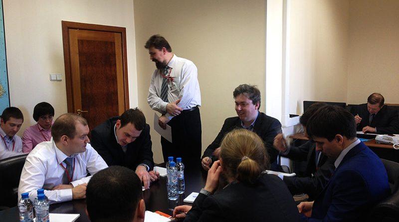 На семинаре с молодыми специалистами в ГО ЛИ - 2