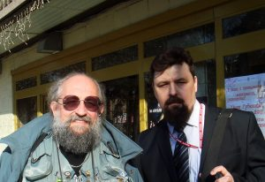 Анатолий Вассерман и Дмитрий Гаврилов