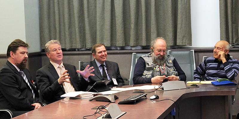 Д. Гаврилов, Н. Карнаухов, С. Ёлкин, А. Вассерман, Н. Латыпов. 18.12.2013
