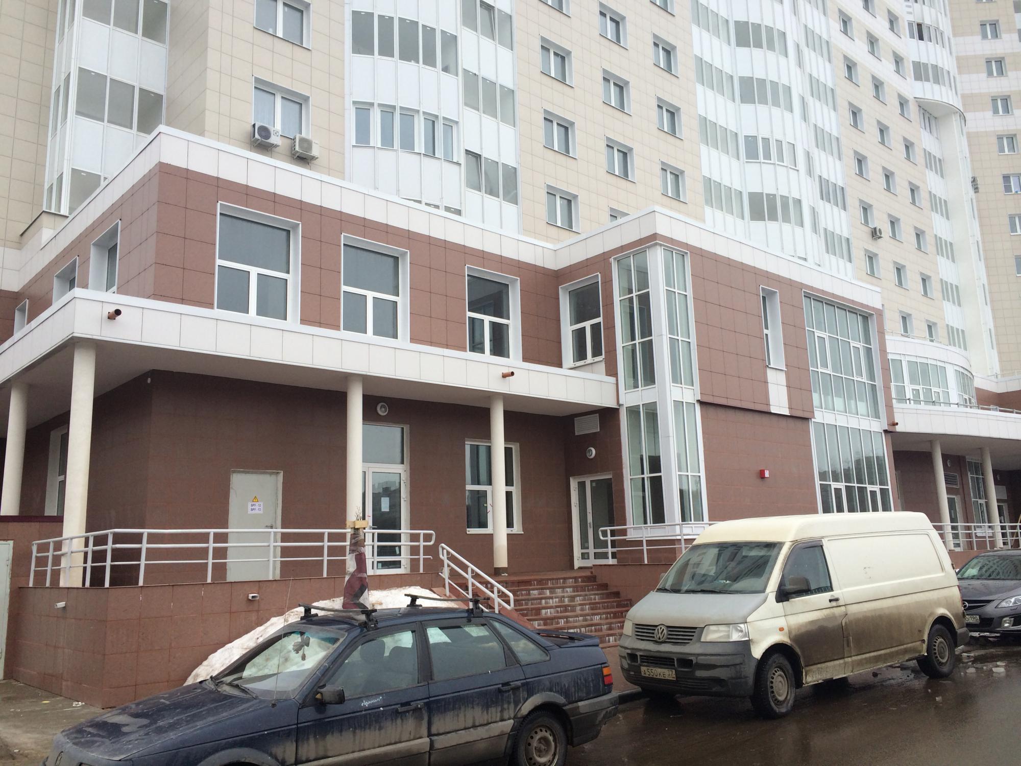 Московская область, г. Пушкино, ул. Чехова, дом 1, корпус 1 - 1