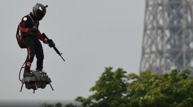 Французская армия наберет отряд писателей-фантастов для предсказания будущего