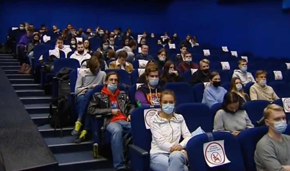 У студентов Университета нефти и газа имени Губкина появился новый учебный курс - ЗАЛ